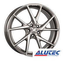Alutec ADX01 metallic-platinum-frontpoliert